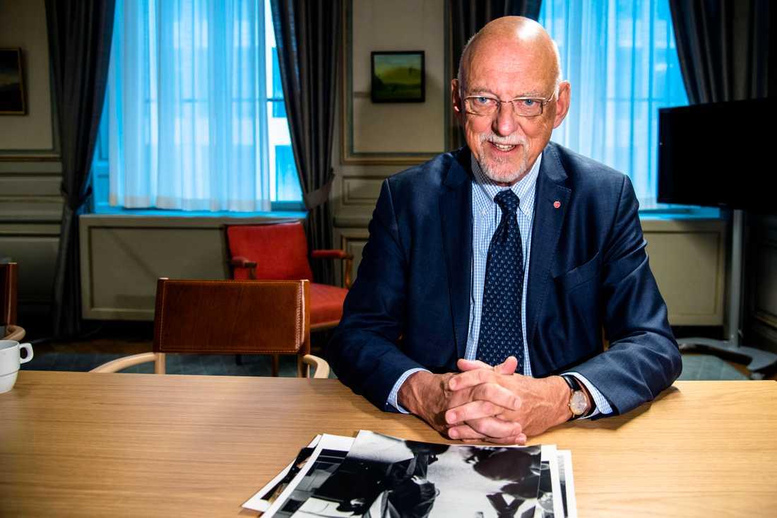 Dahlgren har tidigare jobbat nära flera statsministrar.