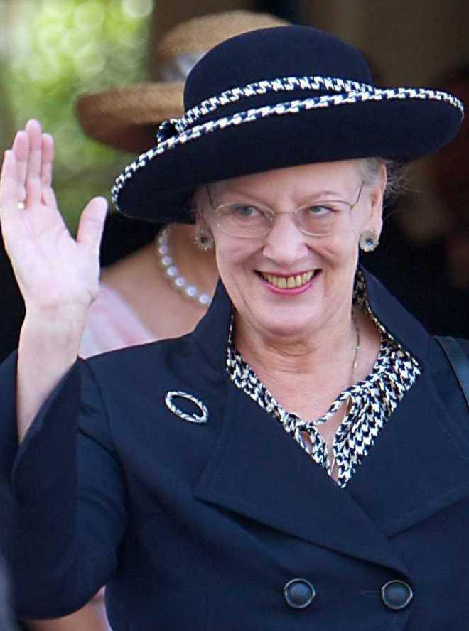 Margrethe II Vår nya regent?