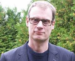 Lars Nyström är gruppledare för Sverigedemokraterna i Skurup.