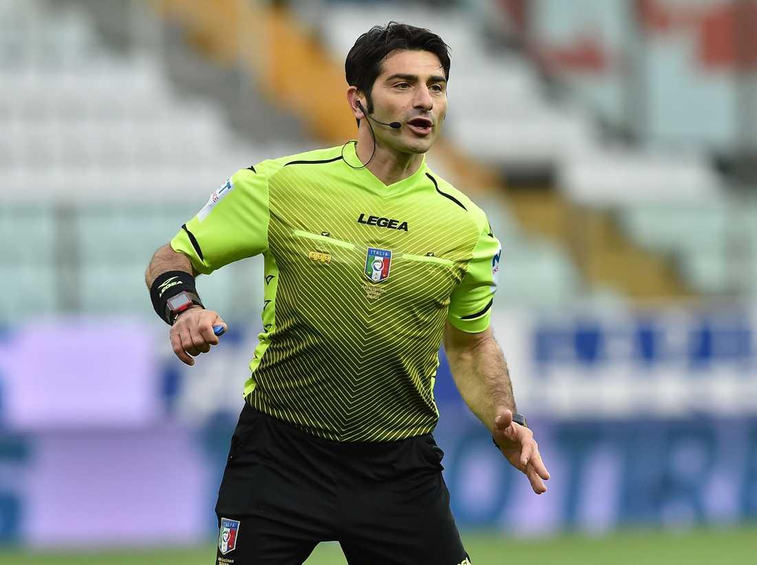 Fabio Maresca, Serie A-domare.