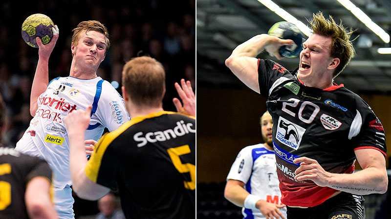 Jonathan Carlsbogård och Adam Lönn kan sticka ut i år.