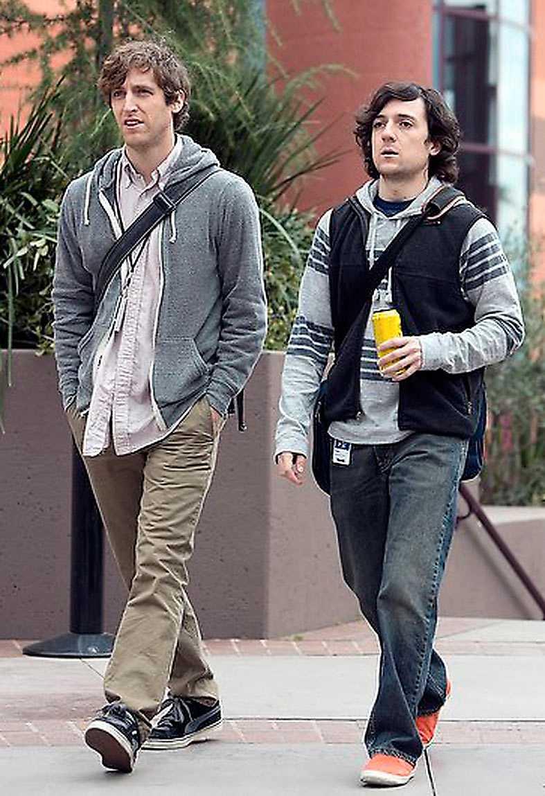 "Scen ur ""Silicon valley"". Foto: HBO"