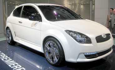 Hyundai Accent Kommer: maj. Nya Accent får sportigt, modernt utseende och nya motorer. Även en GTI-version (220 hk).