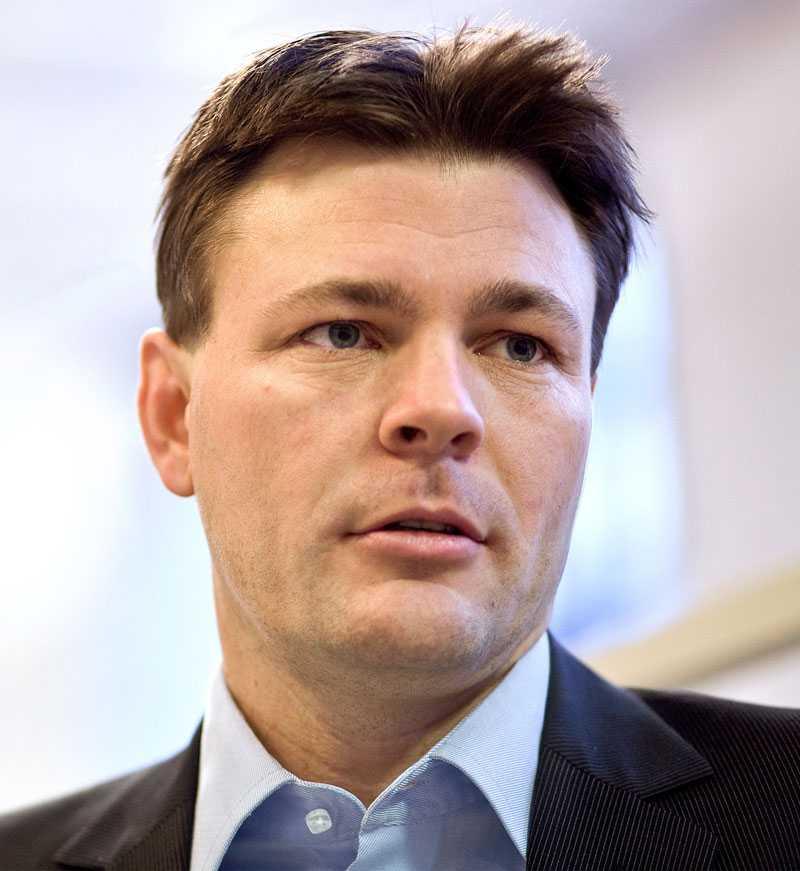 Mikael Karlsson, ordförande i Naturskyddsföreningen.