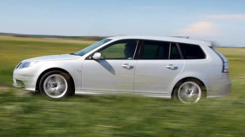 Saab 9-3 konverteras för gasdrift – som ska loka tjänstebilsköpare med fina miljöförmåner.