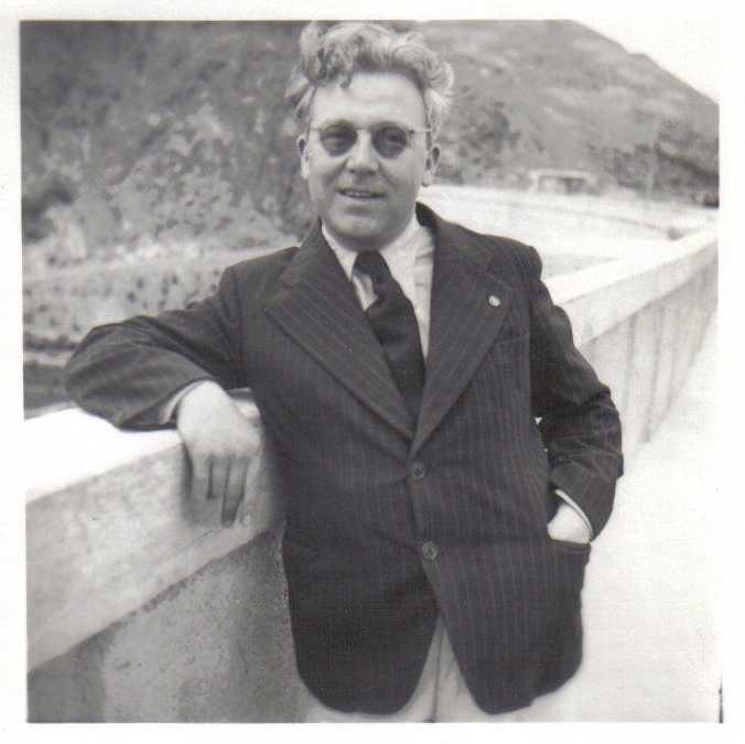 Sabahattin Ali, turkisk författare.