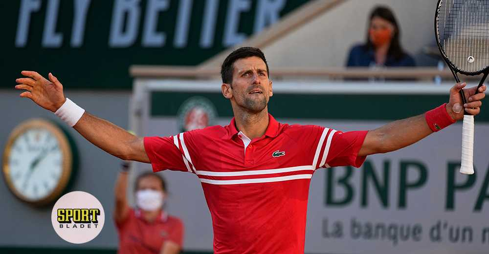 Novak Djokovic vann Franska öppna – unik i tennisvärlden