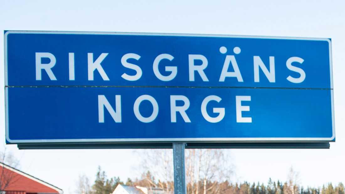 """""""Jag har inte fått lön och inte fått veta något under den här tiden. Det här är goda besked för oss gränspendlare"""", säger Christian Perman i Strömstad som jobbar i Sarpsborg."""