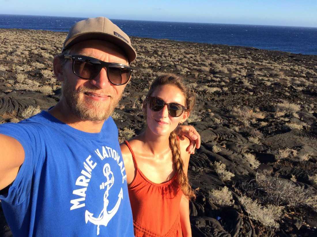 På El Hirrero, Kanarieöarna