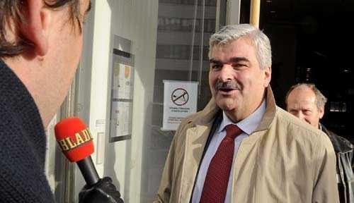 """""""Jag har försvagat Socialdemokratin"""", sa Håkan Juholt i TV4:s morgonsoffa."""