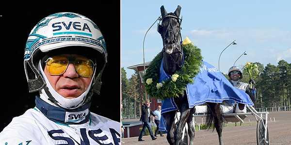 Örjan Kihlström och Sorbet blir tipsetta i årsdebuten för hästen.