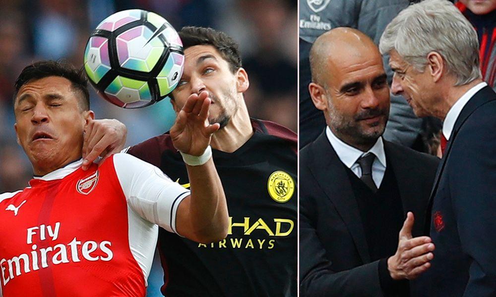 Två förlorare när Arsenal och City kryssade  92ae6c31a4c49