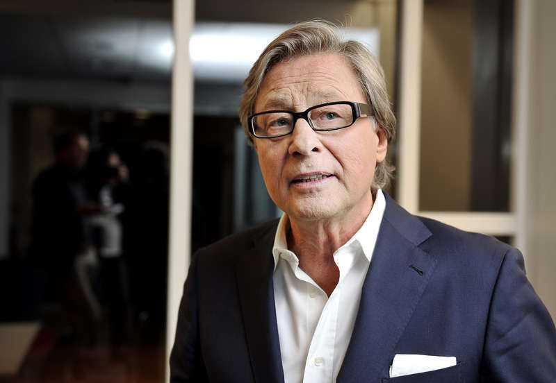 Björn Rosengren.