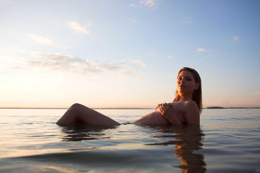 Intresset för att semestra naken tycka ha ökat senaste åren.