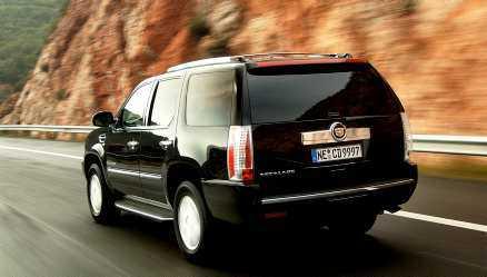 Cadillac Escalade, stor dyr och törstig…