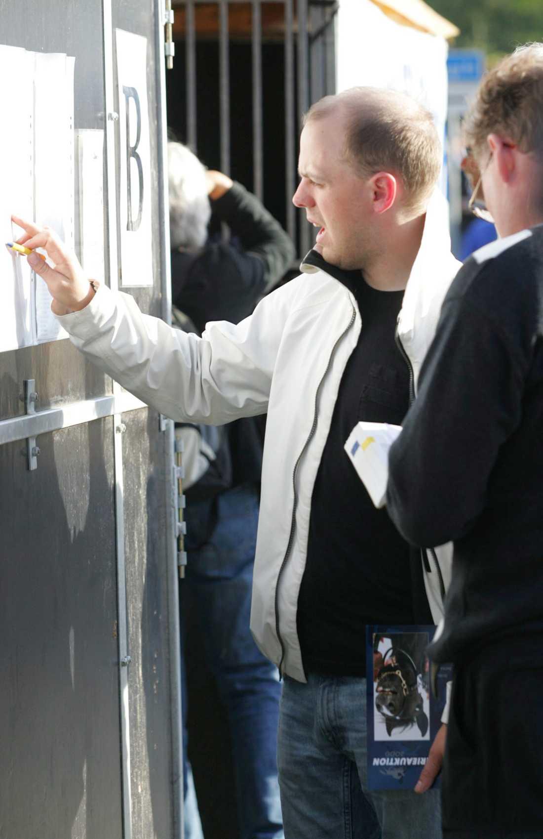 Petter Lundberg lämnar Berga Gård