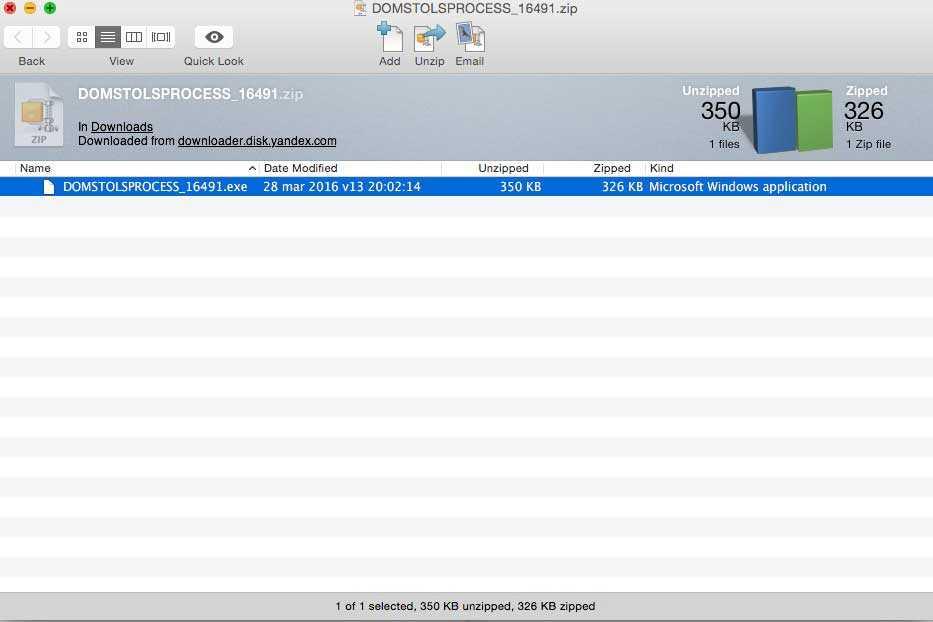 Den som öppnar mejlbilagan drabbas av ett virus som låser alla filer i datorn.