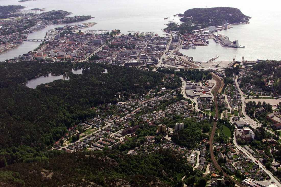 Kristiansand har många frikyrkliga invånare. Arkivbild.