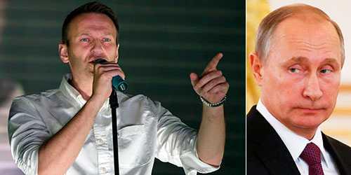Aleksej Navalnyj (född 1976) är den ryska oppositionens enda lysande stjärna. Med massdemonstrationer och en egen Youtube-kanal med miljontals tittare som sprängbräda siktar han mot presidentposten i valet nästa år.
