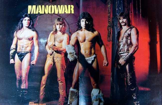 Manowar år 1984.