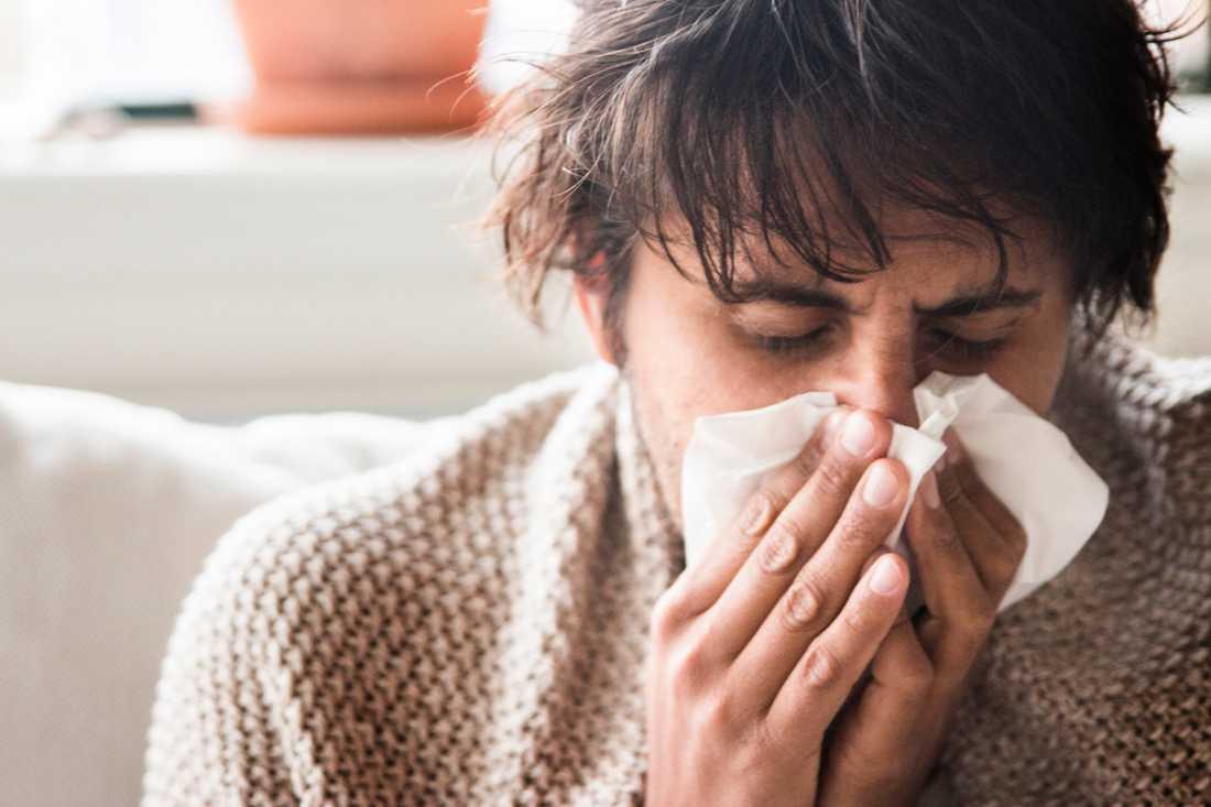 smittar hosta efter förkylning