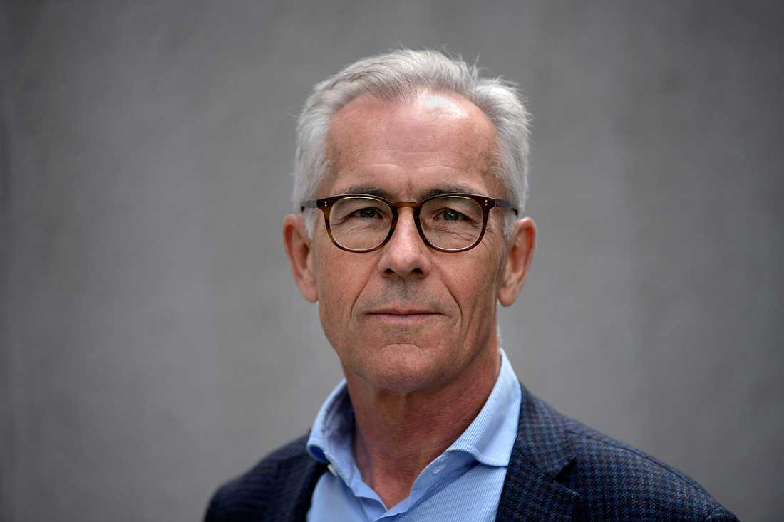 Jan Albert, överläkare och professor vid Karolinska institutet.