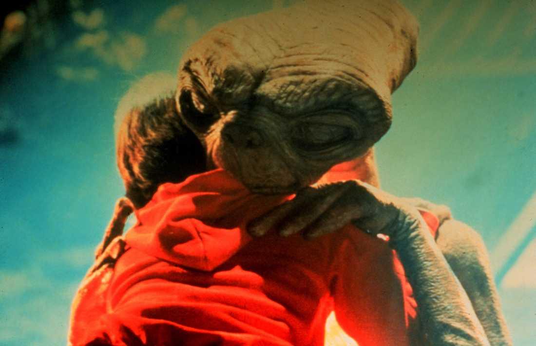 E.T. framröstad till bästa familjefilmen.