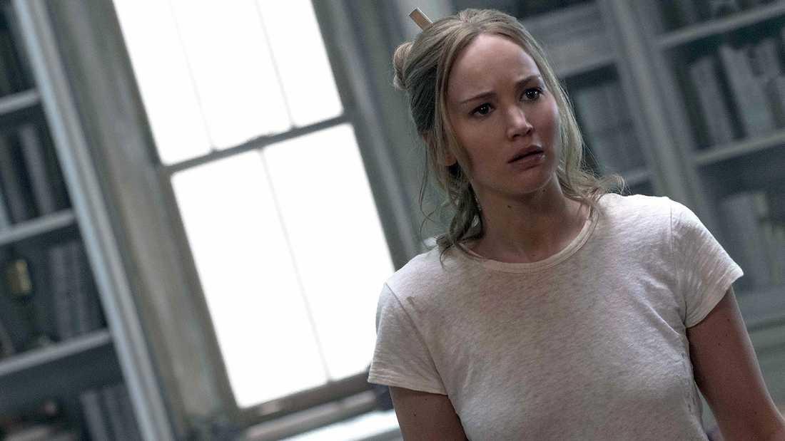 "Jennifer Lawrence kan få årets kalkonpris för rollen i ""Mother""."