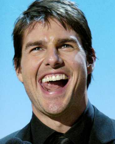 """""""Världarnas krig""""-stjärnan Tom Cruise."""