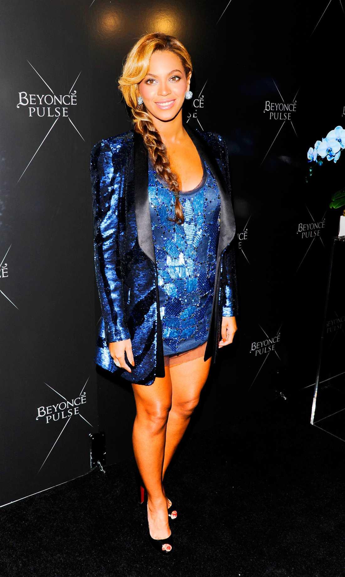 I april började Kanye West dejta Kim Kardashian. Något som Queen B inte alls gillade.