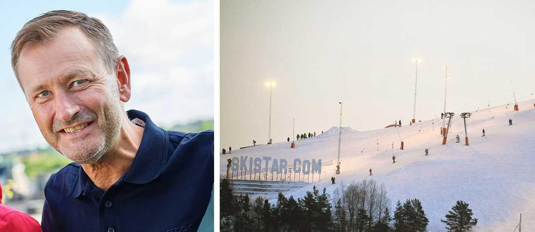 I våras stängdes anläggningarna men i juni rapporterade Skistar, med vd Stefan Sjöstrand i spetsen, om ett starkt bokningsläge. Då hoppades man på en rekordsäsong 2020 – nu är läget ett annat.