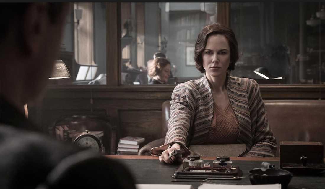 Nicole Kidman briljerar som Thomas Wolfes älskarinna.