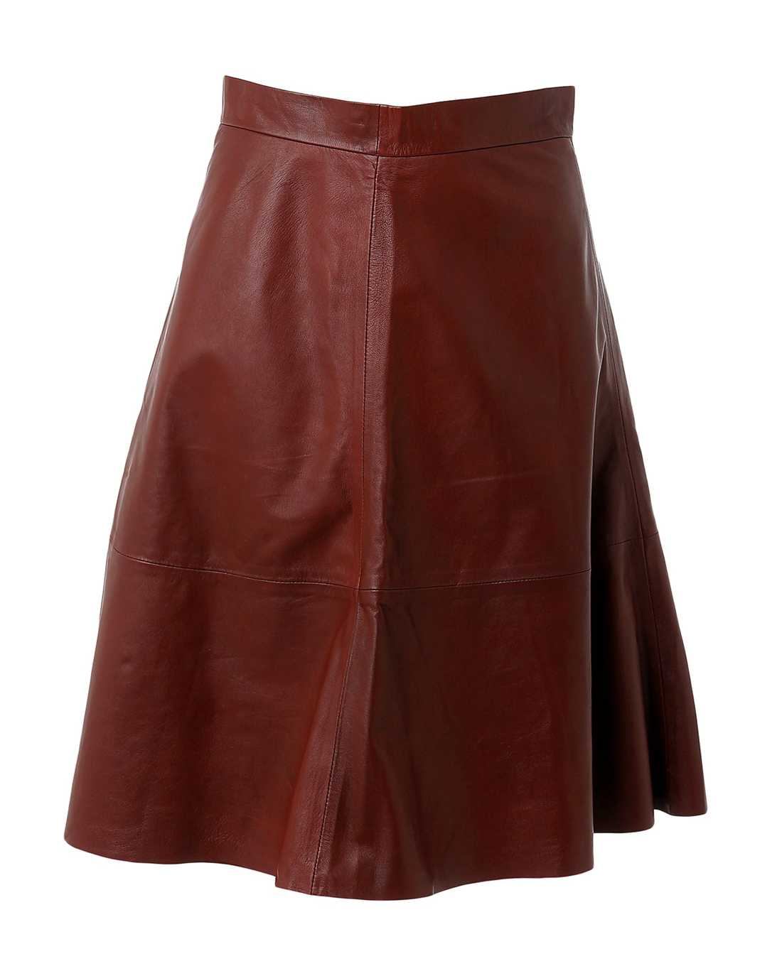 Färgat läder H&M. 799 kr
