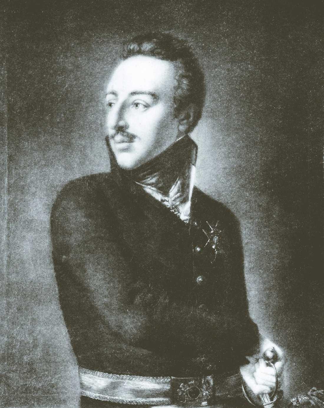 Gustav IV Adolf skickar fyra svenska fartyg mot Nordafrika för att bekämpa piraterna.