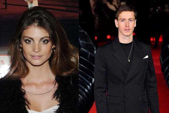 """Charlbi Dean och Harris Dickinson kommer att spela modellparet Yaya och Carl i Ruben Östlunds """"Triangle of sadness"""". Pressbild."""