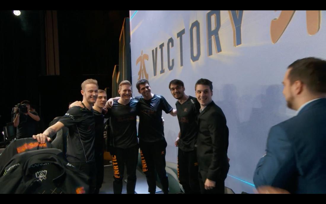 Svenske Rekkles (till vänster) tror på seger i turneringen
