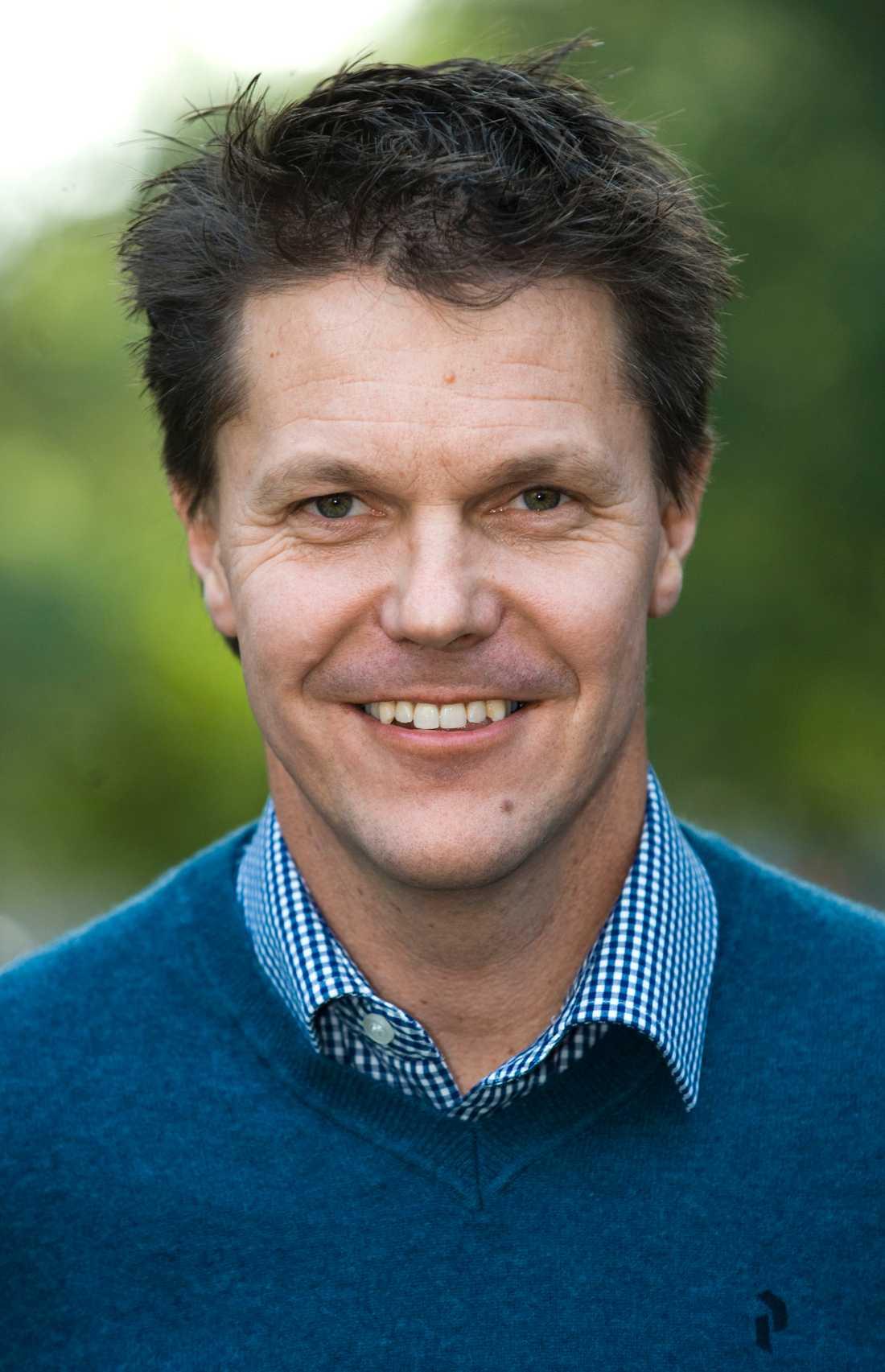 Hans Åström, kusin till prins Daniel.