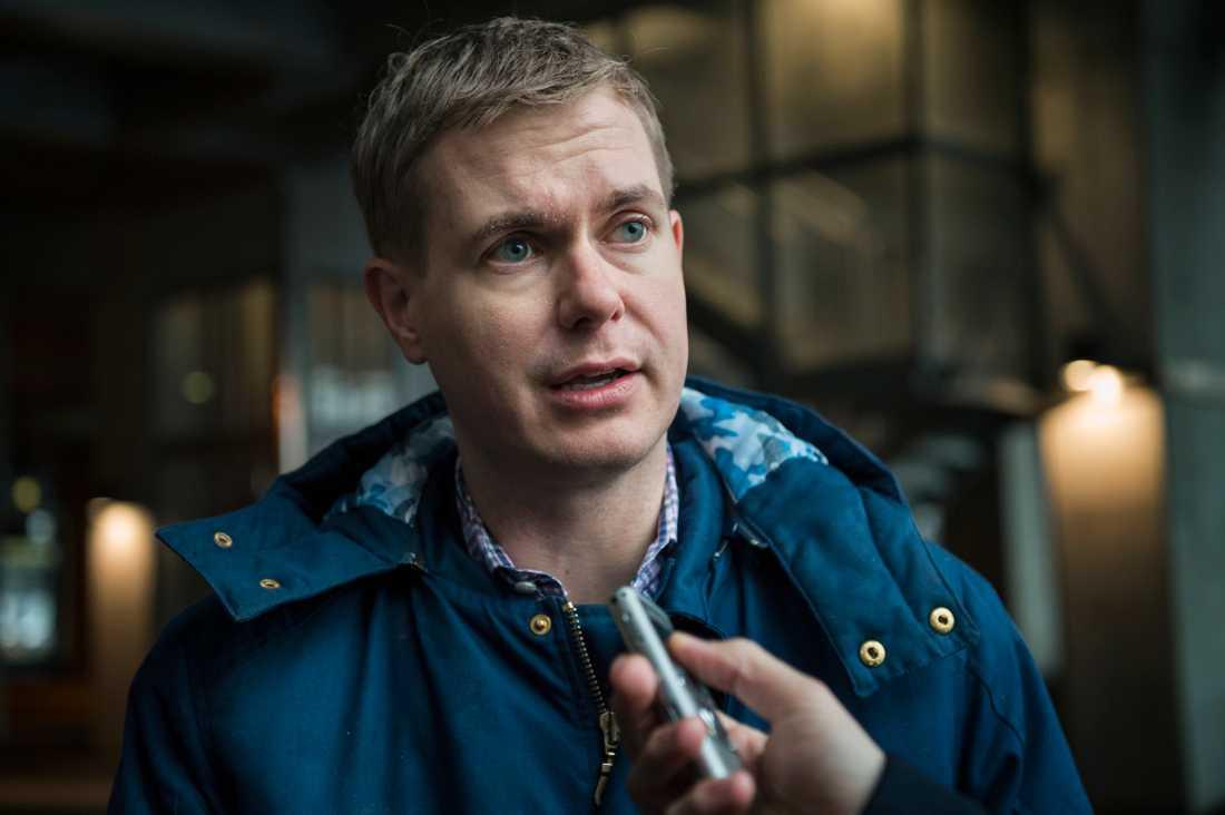Gustav Fridolin (MP) får sämst betyg av alla – och ligger helt klart illa till.
