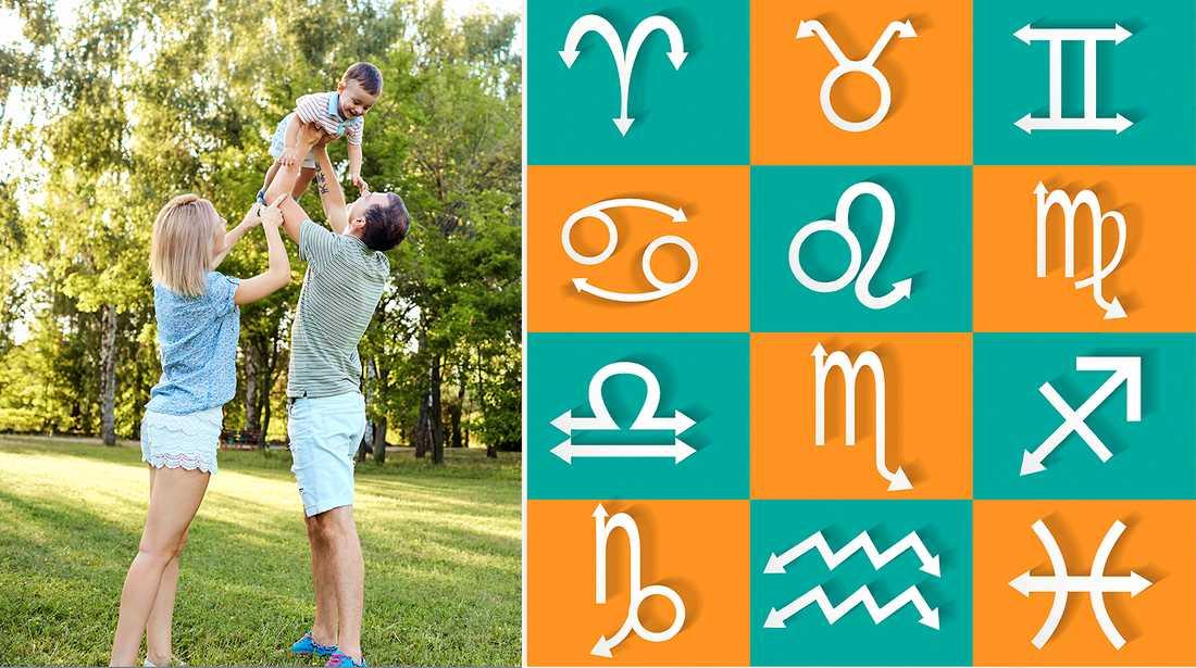 Astrologerna reder ut vad ditt stjärntecken avslöjar om dig som förälder.