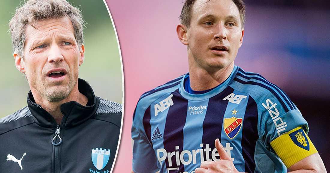 Jens Fjellström tveksam till att Kim Källström enbart är positiv för Djurgården.
