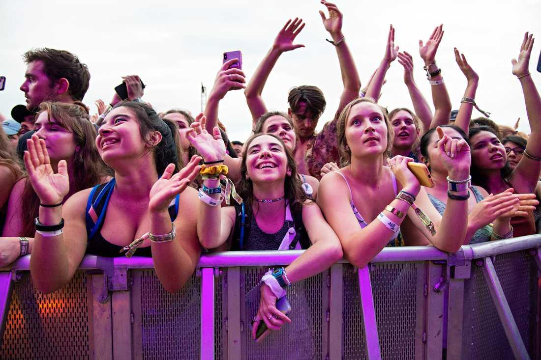 Musikfestival  i Austin. USA:s coolaste stad lockar kulturskapare från hela landet och kreativiteten  sprider sig till hela samhället.