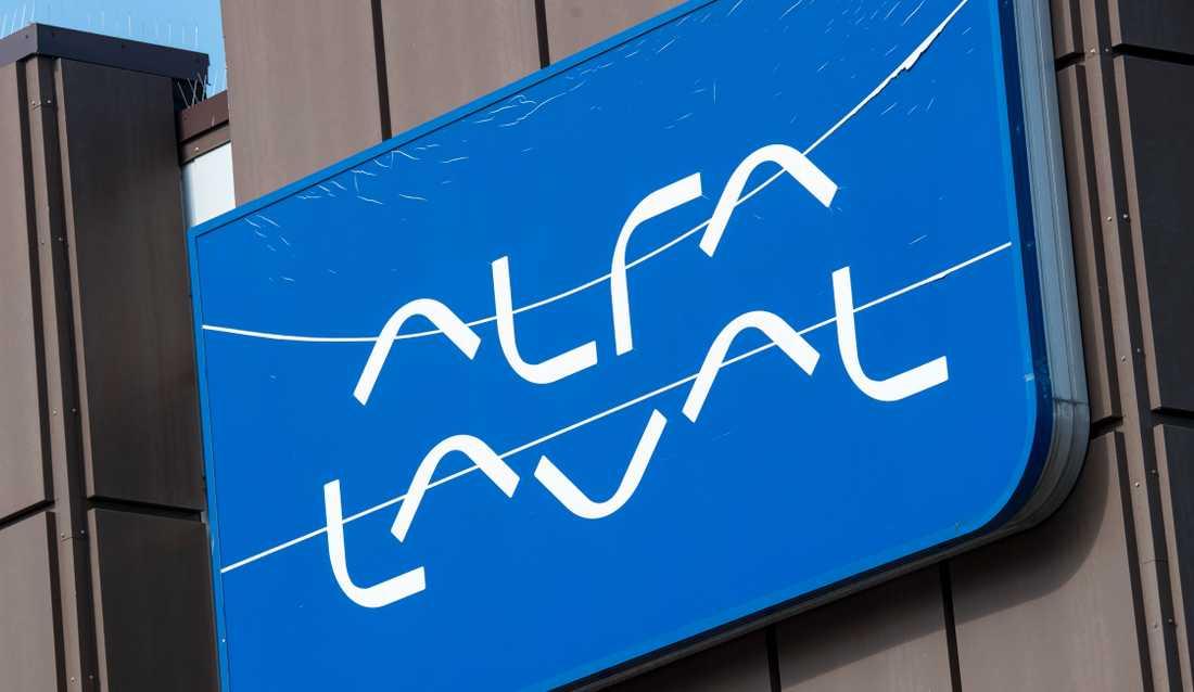 Alfa Laval Aktie