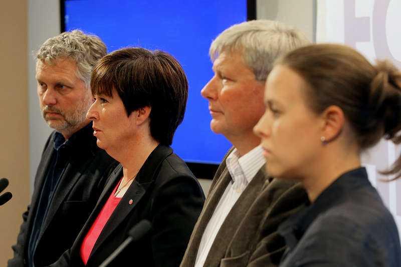 En stor del av S-kommunalråd vill inte se ett samarbete som vid valet 2010.