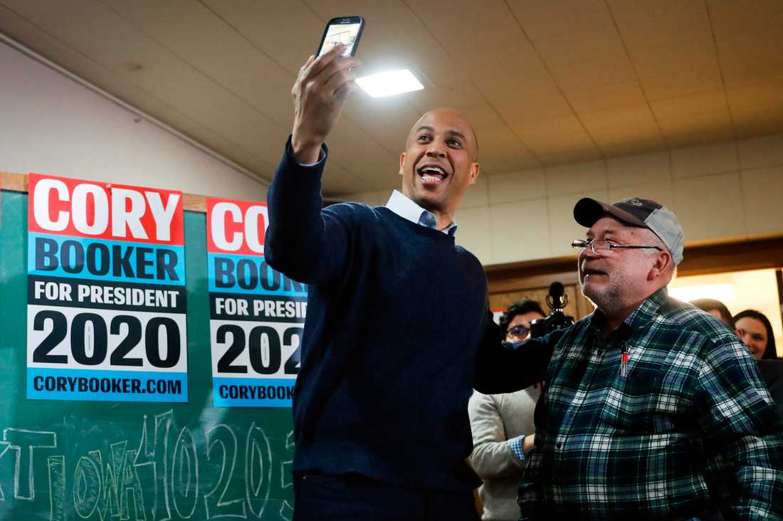 Den demokratiske New Jerseysenatorn Cory Booker han lanserat sin presidetvalskampanj.