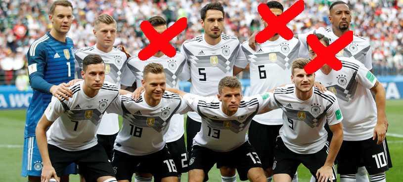 Spelarna som petas mot Sverige