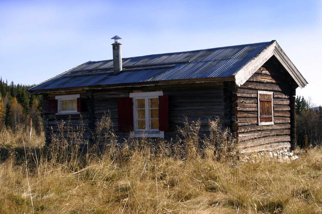 Hytteförbudet som hävs efter en måndag skapar oro i kommuner utan rapporterad smitta. Arkivbild.
