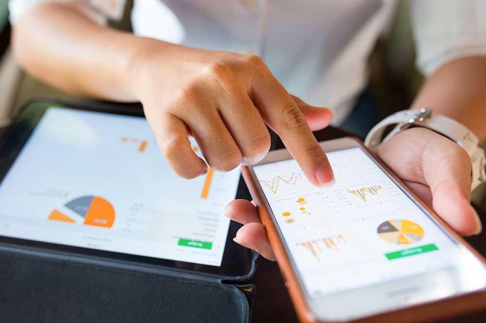 I dag finns det mängder med smarta appar i mobilen som gör sparandet både roligare och enklare.