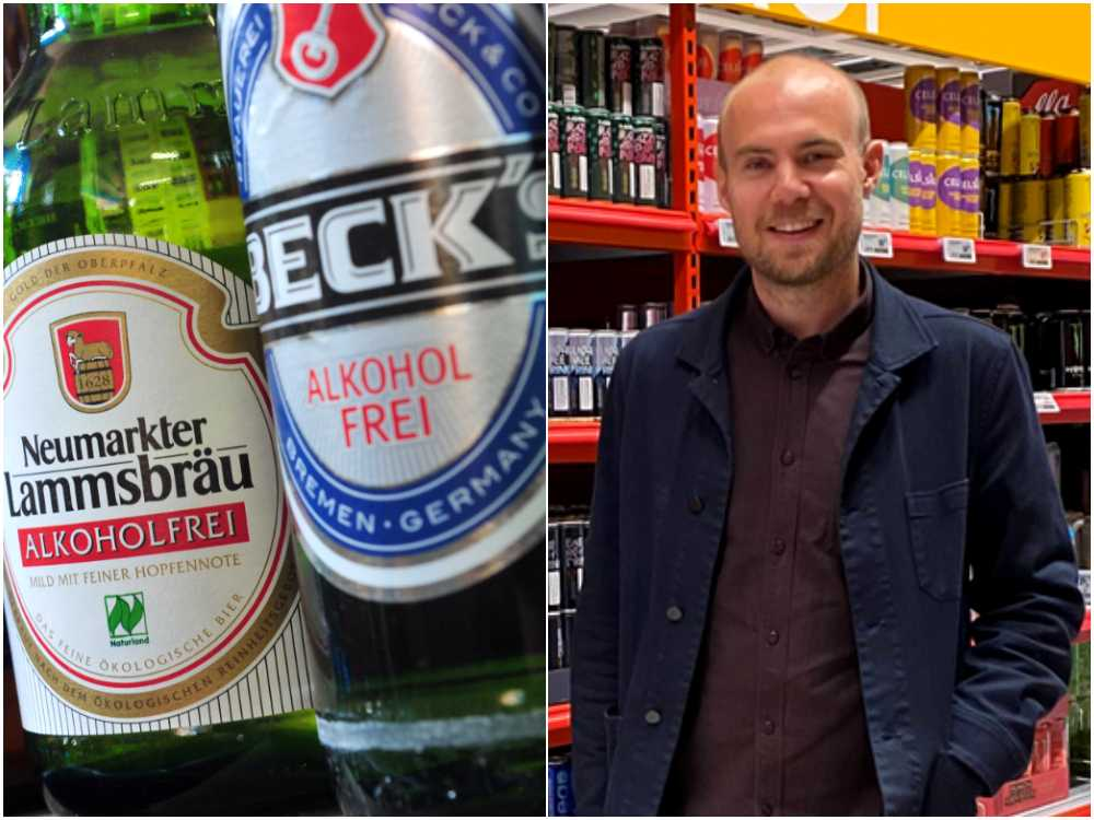 Björn Tilly är kategorichef för kalla drycker på Ica.