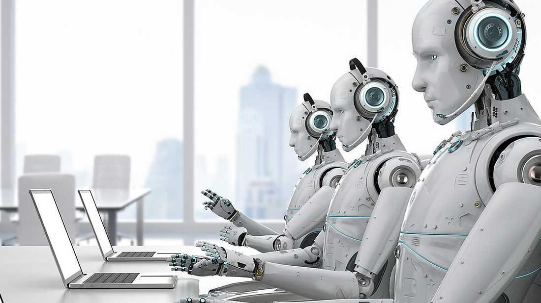 Kundtjänst- och callcenterpersonal, som i dag arbetar under strikt övervakning, kan inom en snar framtid vara helt utbytta mot system av artificiell intelligens.