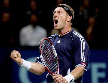 I dag spelar Björkman kvartsfinal i Stockholm open.